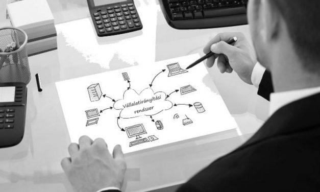 Vállalatirányítási rendszer jelentése